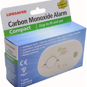 Life Saver Carbon Monoxide Alarm | The Van Life Shop