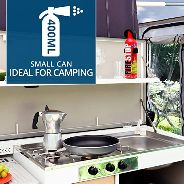 Campervan Fire Extinguisher | The Van Life Shop