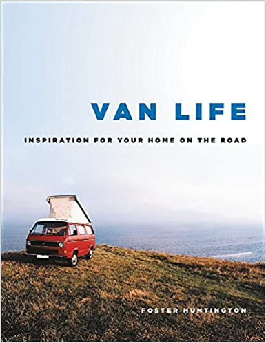The Van Life Shop | VanLife Inspiration Book - Foster Huntington