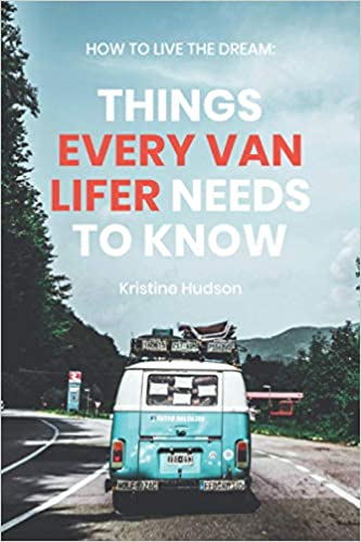How to Live the Dream Book Cover | The Van Life Shop