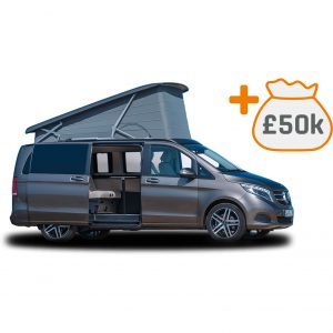The Van Life Shop | Mercedes Campervan Competitions
