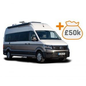 The Van Life Shop | Volkswagen Campervan Competitions